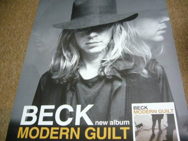 ポスター BECK/ベック/MODERNGUILT