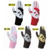 アンダーアーマー バッティング 手袋 グローブ LG ホワイト 右手