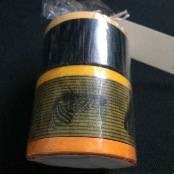 イッセイミヤケ マスキングテープ mt カモ井 廃盤 セット LINE ゼブラ 動物 ストライプ 2000円以上購入で送料無料_画像1