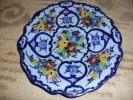 ポルトガル製 アルコバッタ手描き飾り皿