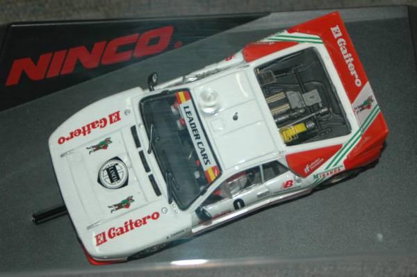 1/32スロットカー NINCO製ランチャ037#0_画像2