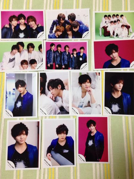 山田涼介 公式写真13枚セット☆Hey!Say!JUMP Live with me コンサートグッズの画像