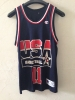 NBA ユニホーム USA DREAM TEAM #.11 ケビンジョンソン ドリーム