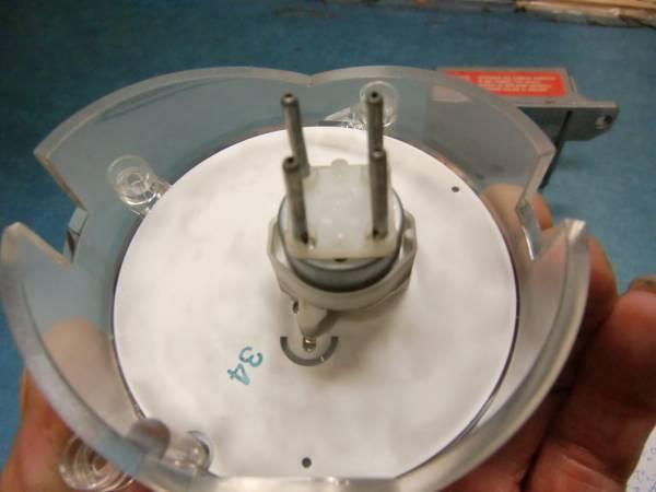 R129《タコメーター》500SL後期積算計デジタル車用_画像2