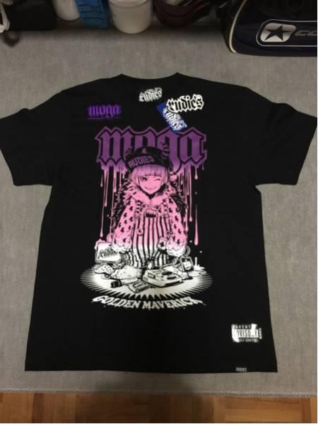 でんぱ組.inc最上もがTシャツS新品RUDIE'Sルーディーズコラボ ライブグッズの画像