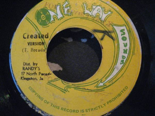 ■Errol Dunkley/Created By The Father■KILLER ROOTS!_画像2