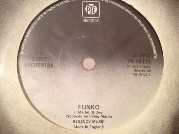 ☆Saint Orchestra/Funko☆ラウンジFUNK!_画像1