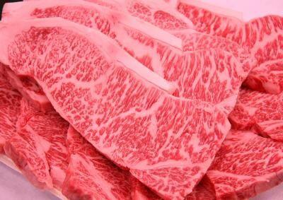 高級黒毛和牛サーロインステーキ1枚で200g格安即決は400g_1枚が200gの大きさです!