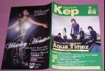 ★☆「Kep」155号2010.2.Aqua Timezなにわバタフライabingdon