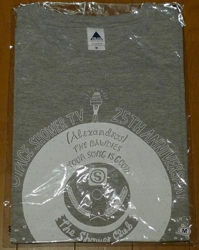新品 NEW WORLDS, NEW PASSIONS. Tシャツ M [Alexandros] / THE BAWDIES / YOUR SONG IS GOOD