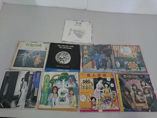 【お買い得!】 ★ EPレコード ★ ジャパニーズポップス 9枚組