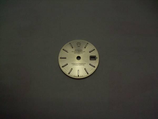 ロレックス 79174、 69174 純正 シルバー 文字盤 中古