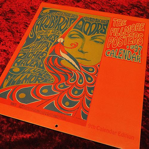 Fillmore Posters 97//サイケデリック・ポスター/DOORS/CREAM