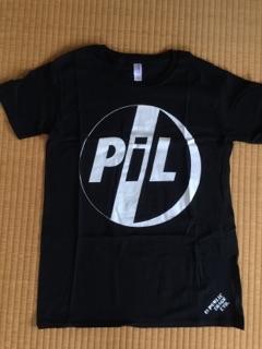 パブリック・イメージ・リミテッドPublic Image Ltd PILTシャツ