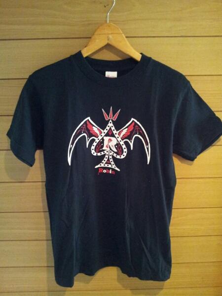 ロビン ROBIN Tシャツ S サイコビリー ロカビリー ハードコア