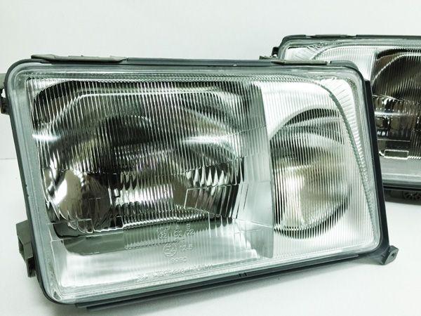 ベンツ W124 E320 E430 後期 ヘッドライト Eクラス_画像1