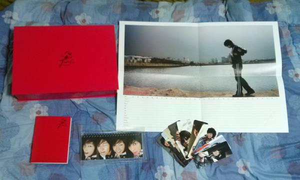 イ・ジュンギ☆2007年発行 クリスマス FunkiダイアリーBOX 限定版 セット