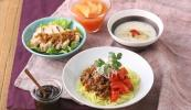 2016.6B*中華混ぜそば*手作り甜麺醤*ABCクッキングレシピ