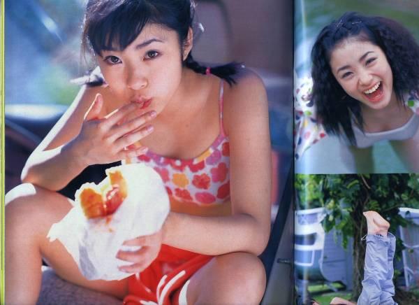 ☆☆上戸彩 仲根かすみ『Sabra 2001年 9/27号』☆☆