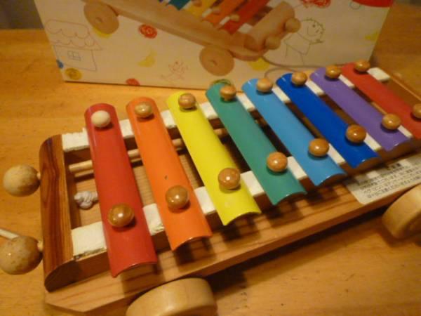 エド・インター 森の遊び道具シリーズ シロフォンカー_画像2