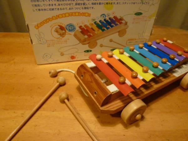 エド・インター 森の遊び道具シリーズ シロフォンカー_画像3