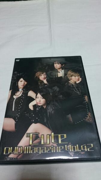 「℃-ute DVD MAGAZINE vol.42」鈴木愛理 矢島舞美 萩原舞 ライブグッズの画像