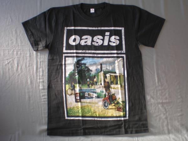 バンドTシャツ   オアシス(Oasis) 新品 M