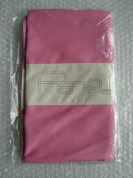 ★非売品 未開封即決 Perfume ポリリズム エコバッグ ピンク♪