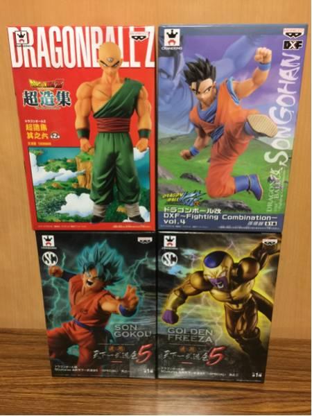 まとめ品 ドラゴンボール フィギュア 4体セット 孫悟空 グッズの画像