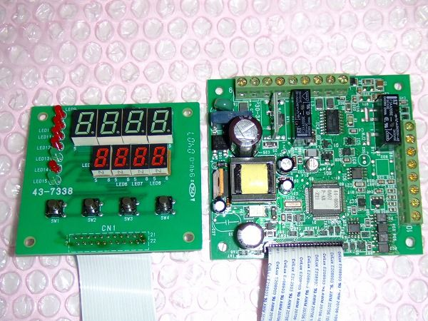 1 month warranty/beauty products! SSR and! Toho electronic products for the embedded type Board type digital PID temperature controller temperature controller TTM-00B-P(voltage output type) temperature controller
