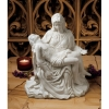 ミケランジェロ作ピエタ像大理石風彫像ルネサンス古典的宗教美術