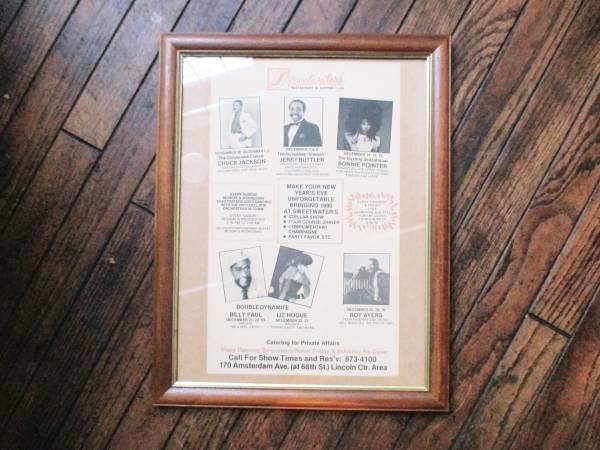 JERRY BUTLER. BILLY PAUL CHUCK JACKSON. .& more