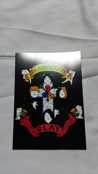 即決★GLAY フテネコポストカード★
