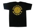 SPITFIREスピットファイヤーRetroClassic Tシャツ黒x黄M.