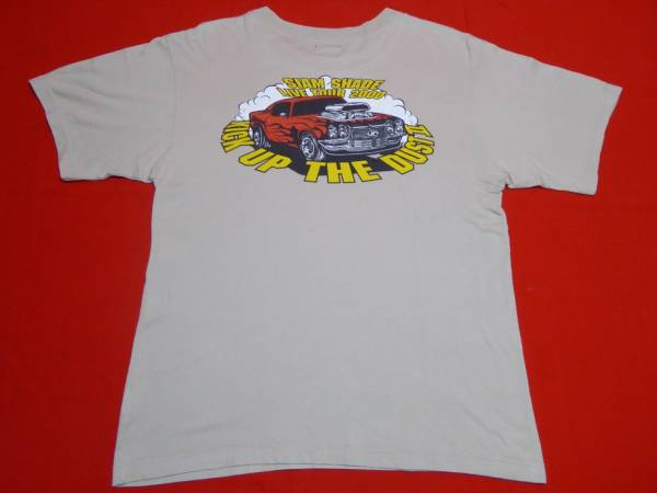 激レア!SIAM SHADE/Tシャツ(2000)/KICK UP THE DUST/グッズ/栄喜