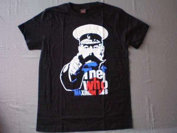 バンドTシャツ   ザ・フー (The who) 新品 L