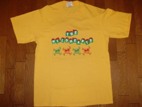 THE WILDHEARTS■99年富士急Tシャツ S ワイルドハーツ