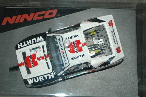 1/32スロットカー NINCO製ランチャ037WURTH#24_画像2