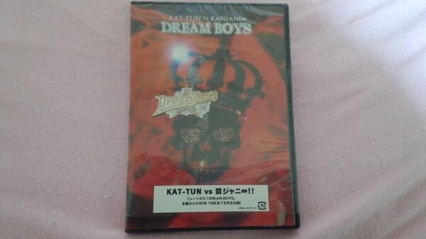 KAT-TUN・関ジャニ∞/DREAM BOYS★DVD