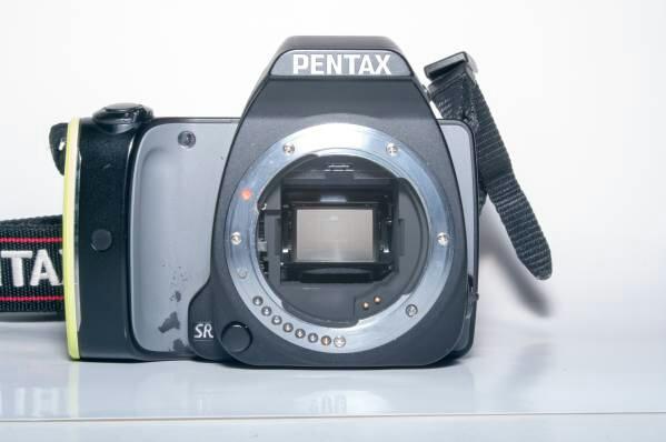 ペンタックス K-S1+SMC PENTAX DA 18-55 即決特典 あり