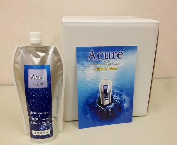 期間限定 特価 水素水Acure 530ml 24本 ミネラル