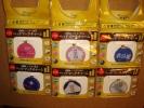 第一弾YEBISUヱビスビールX日本の鉄道ヘッドマークチャーム全6種