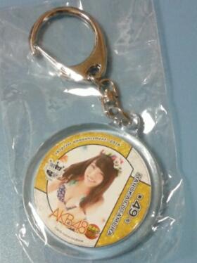AKB48 総選挙 水着サプライズ2016 SKE48 二村春香 キーホルダー