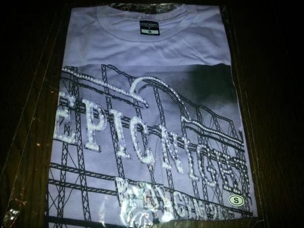 B'z LIVE-GYM 2015 EPIC NIGHT FC限定カラーTシャツ