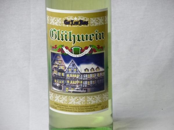 ドイツホット白ワイン4本セット ゲートロイトハウス グリュー_画像2