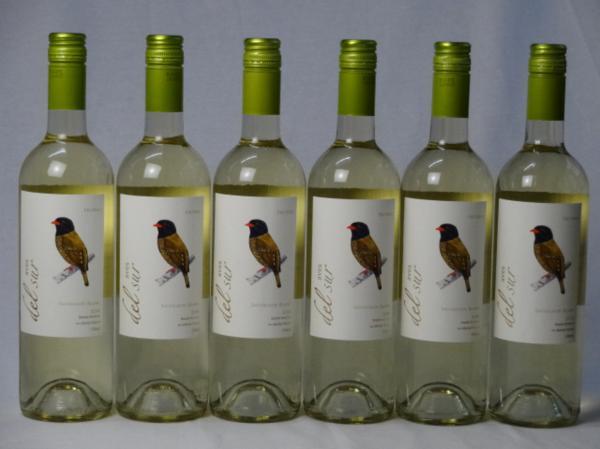6本セット 辛口白ワイン デルスール ソーヴィニヨン ブラン_画像1