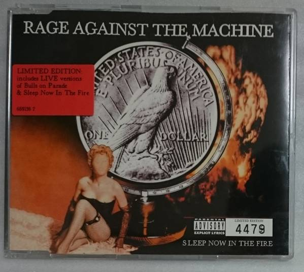 Rage Against The Machine's Notorious Naked Anti