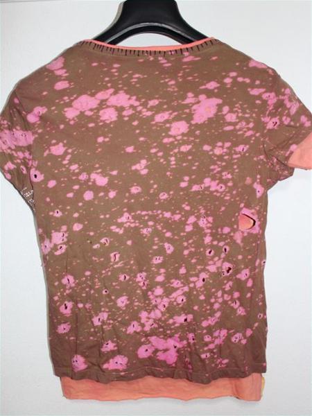 アイコニック ICONIC レディース半袖Tシャツ Mサイズ NO10 新品_画像3