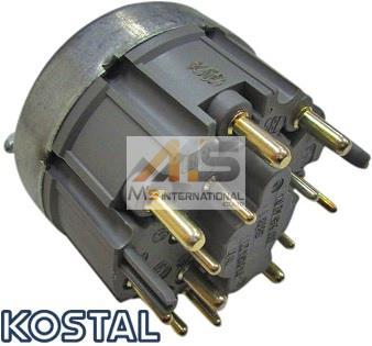 【M's】W126 R129 560SEL 560SEC SL320 SL500 ライトスイッチ_画像2