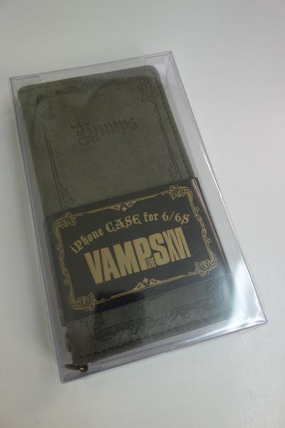 ○VAMPS LIVE 2016 【iPhone CASE for 6/6s】/ZK359